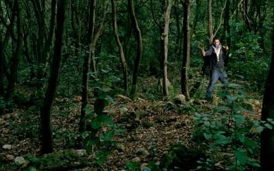 La chasse, 2012, 100x130cm