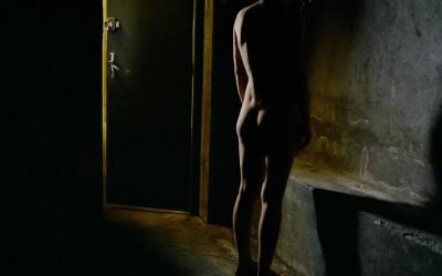 Derrière la porte #2, 2014, 100x130cm